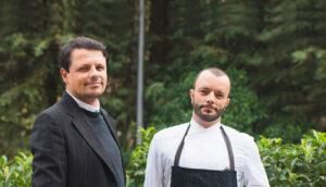 Chef Francesco Bracali di Massa Marittima