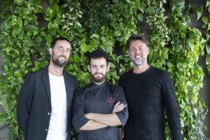 Chef Alessandro Rossi del ristorante stellato Il Gabbiano 3.0 di Marina di Grosseto