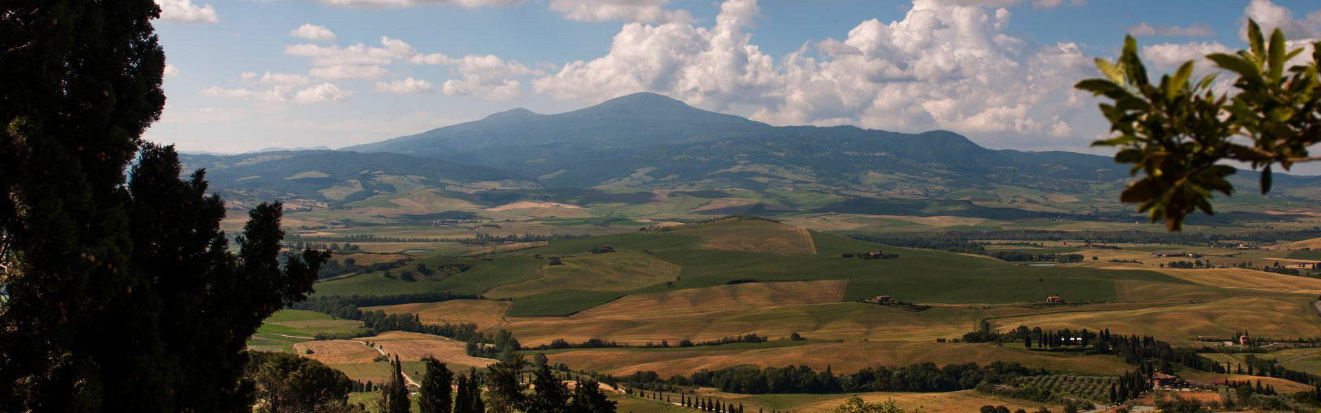 Monte Amiata Panorama