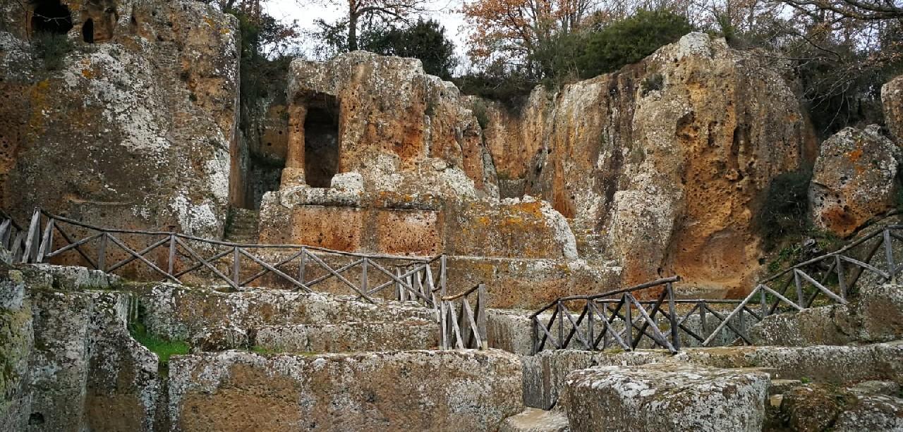 Tomba Ildebranda di Sovana