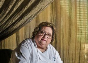 Chef Valeria Piccini del ristorante stellato Caino di Montemerano